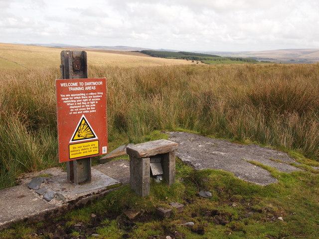 Range Warning