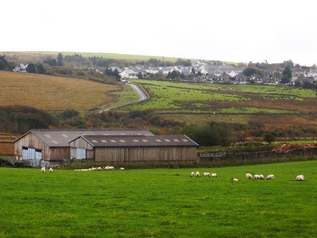 Waldron Farm, Princetown