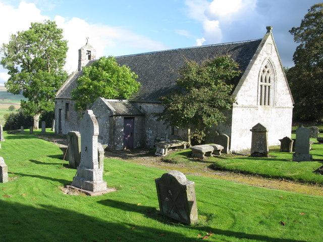 Former Walston Parish Church, Oggcastle Road, Walston