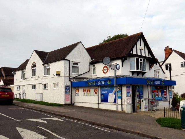 Best-one store on Kennington Road