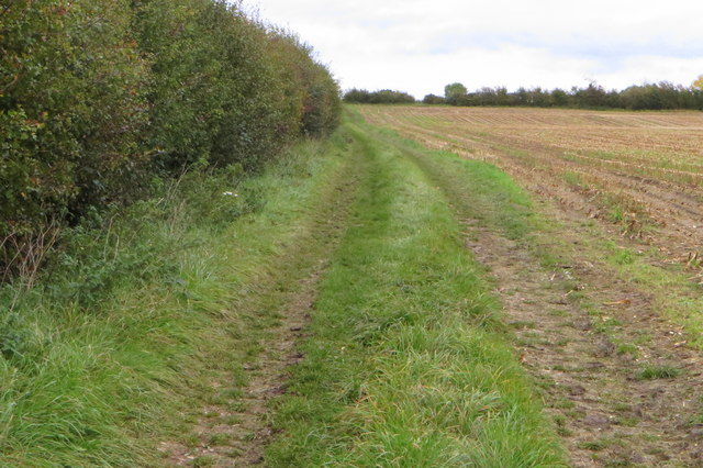 Bridleway to Emmaus Village