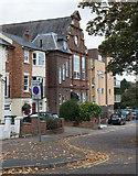 TL0506 : Boxmoor Hall by Julian Osley