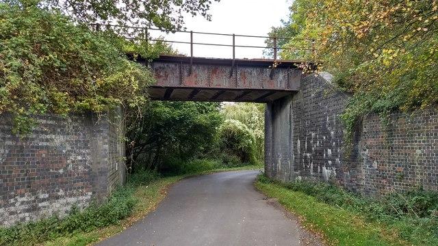 Thrapston - Huntingdon railway bridge