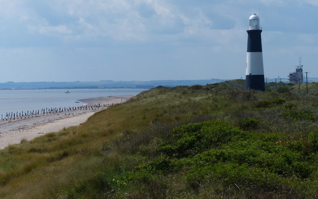 Spurn Point High Lighthouse