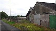 SJ5336 : Cotonwood Farm by Paul Collins