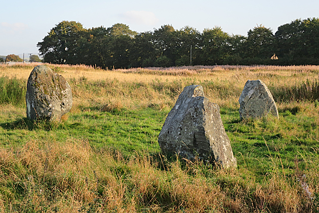 Broomend of Crichie Stone Circle (1)