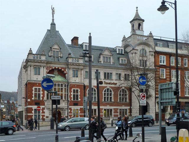 Travelodge, King's Cross