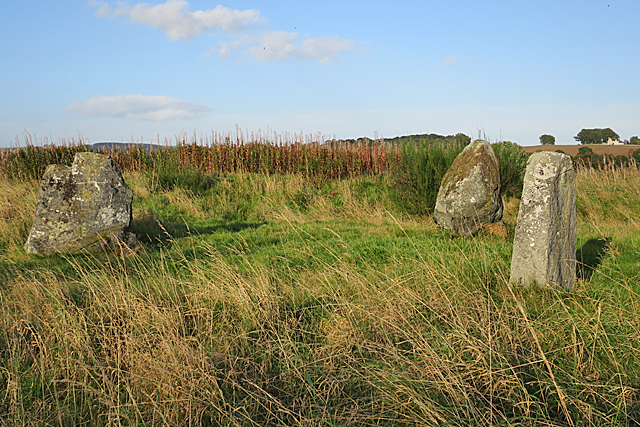 Broomend of Crichie Stone Circle (2)