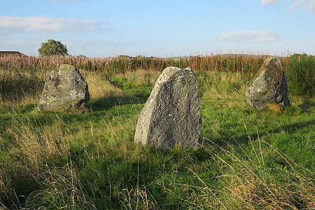 Broomend of Crichie Stone Circle (3)