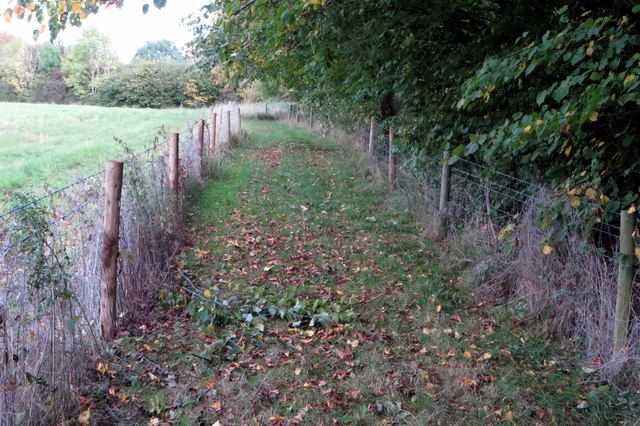 Bridleway to Stevington
