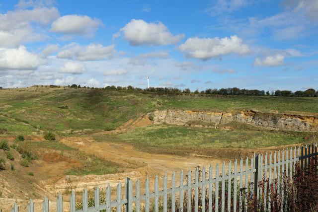 Nine Acre Quarry