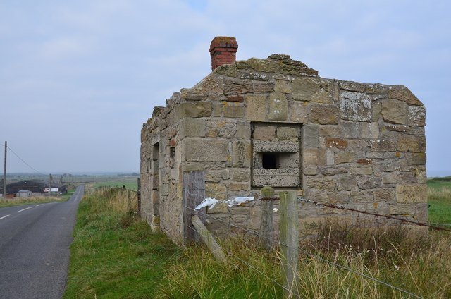 Pillbox, Hemscott Hill