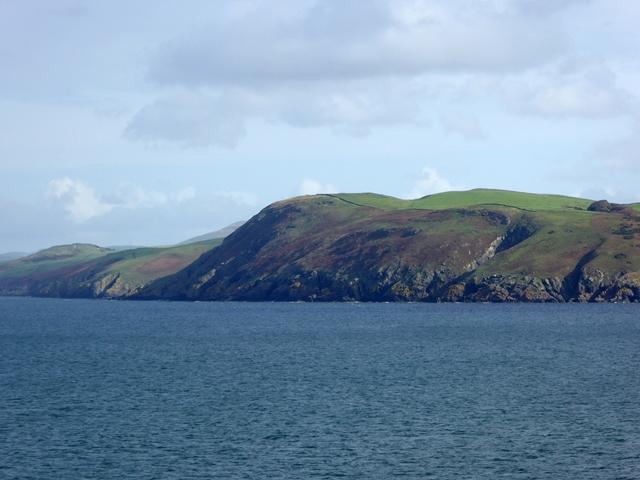 South Ayrshire coast
