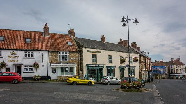 Church Street, Kirkbymoorside