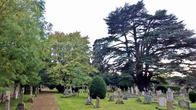Cemetery, Kimbolton