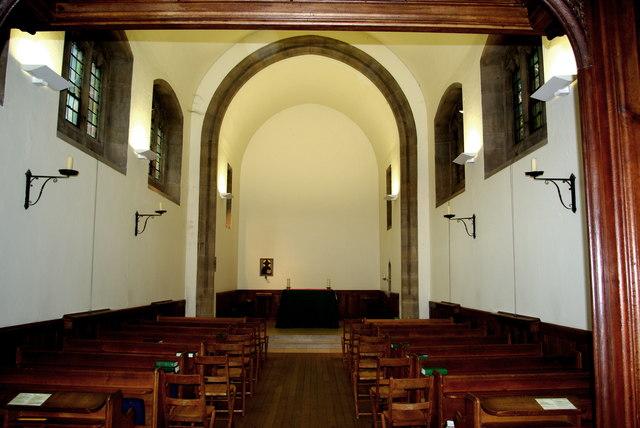 Chapel of Westcott House