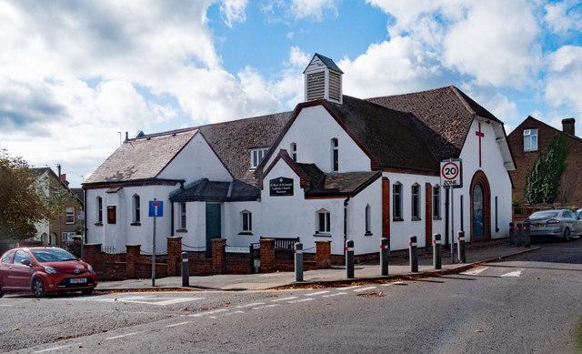 St Mary & St Joseph Catholic Church, Boxmoor