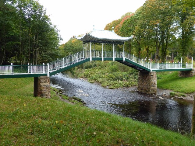 Chinese Bridge, Dumfries House Estate