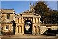 SP5206 : The Danby Gateway in the Botanic Garden by Steve Daniels