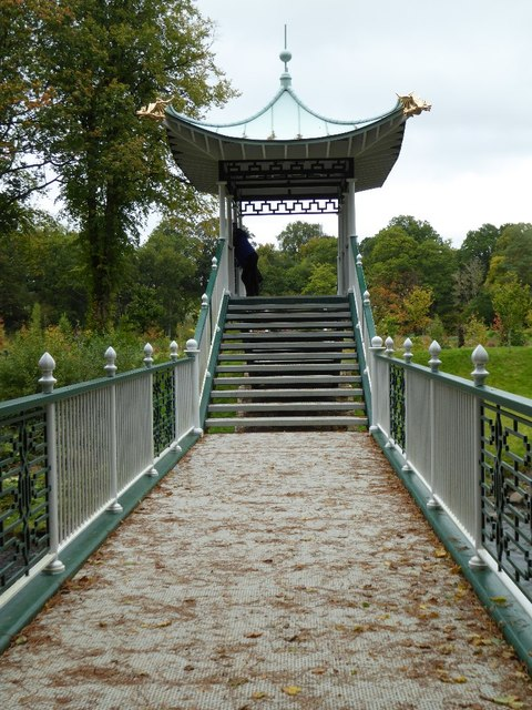Chinese Bridge, Dumfries House Estate