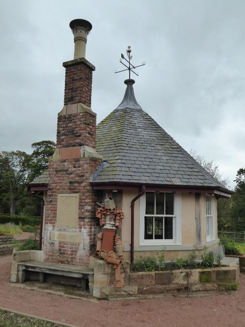 The Summer House, Dumfries House Estate