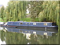 TL4459 : Narrowboat by Bob Harvey