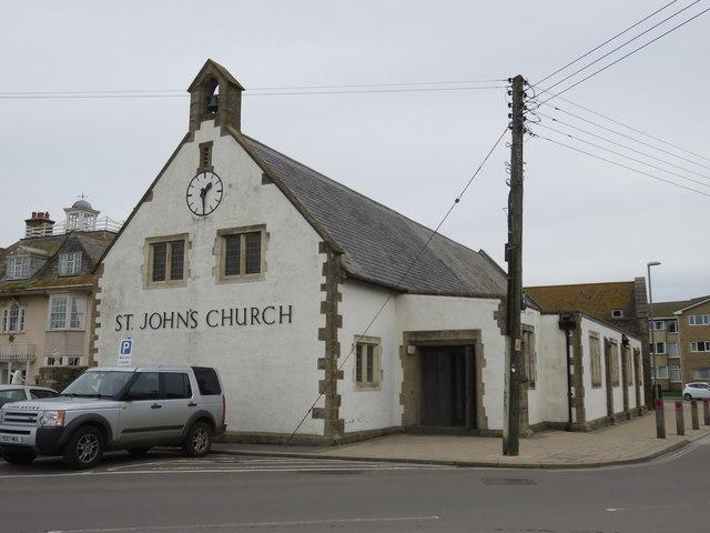 St John's Church West Bay Dorset