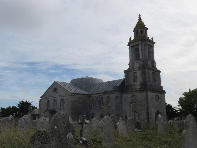 St George's Church, Isle of Portland