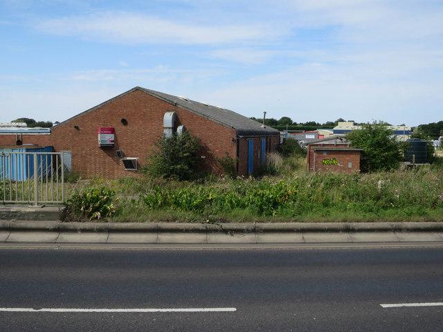 Sold building, Hardwick Industrial Estate