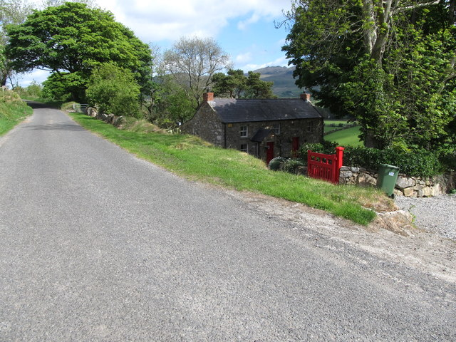 Farmhouse on the Piedmont-Upper Jenkinstown Road