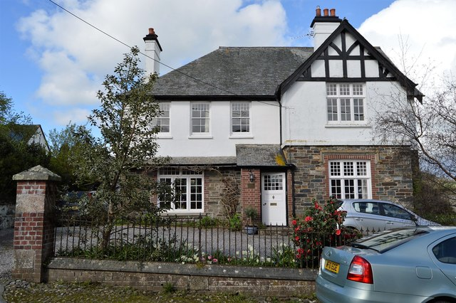 Detached house, Fore St