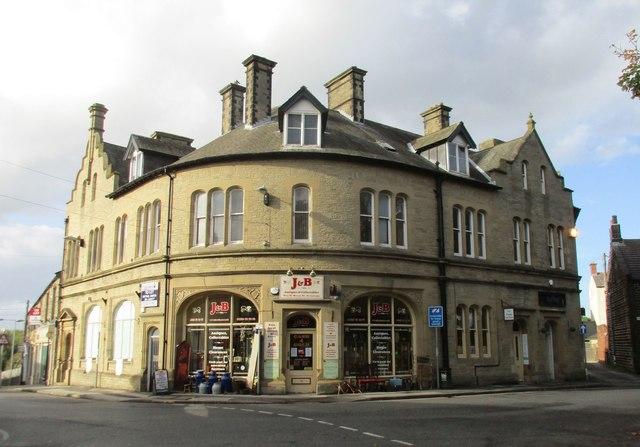 Former Midland Bank, Penistone