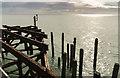 TQ8108 : Hastings Pier 5 by Julian P Guffogg