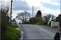 SX4563 : Station Rd by N Chadwick