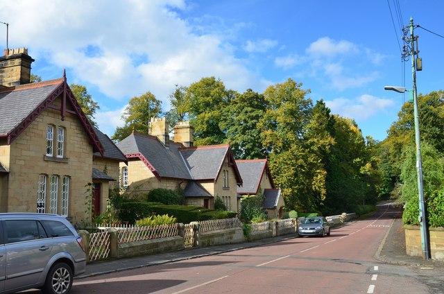 Bothal village