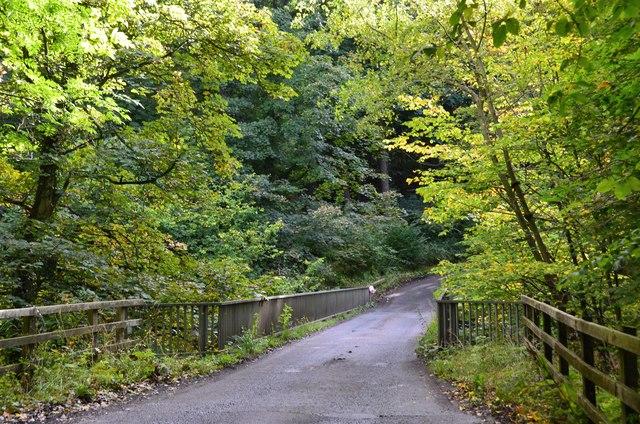 Bothal Mill bridge