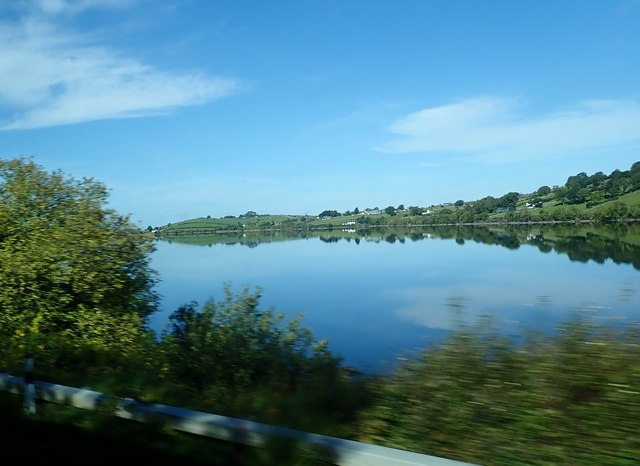 Lough Island Reavy from the A25