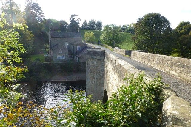 Eggleston Bridge