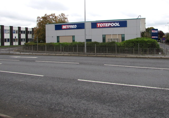 Betfred and Totepool, Westgate House, Chapel Lane, Wigan