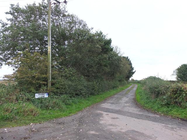 Rabbit Lane, Burscough
