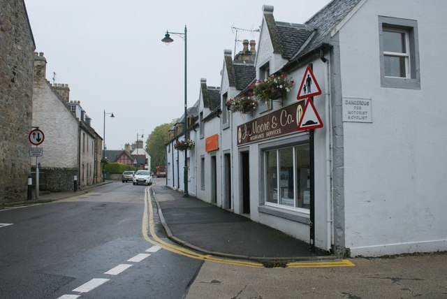Tower Street, Tain