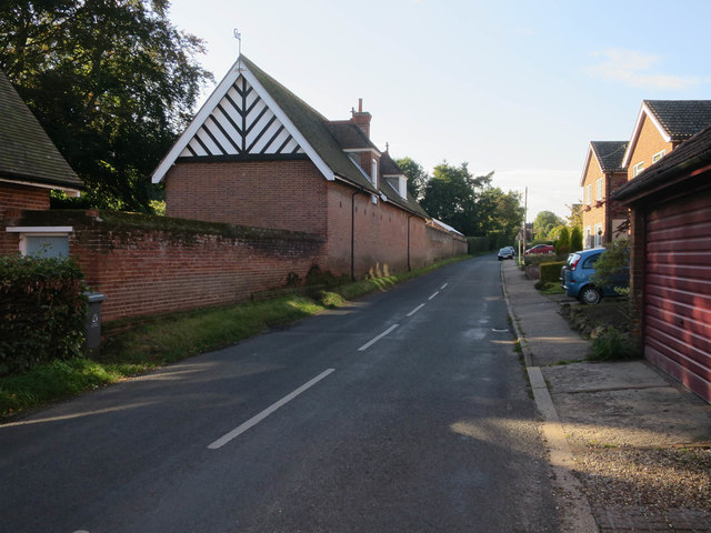 New Road, Reepham