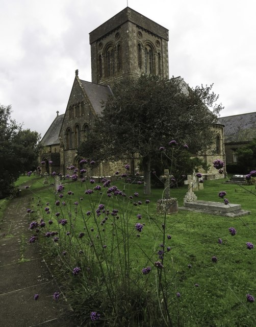 Christ Church, Melplash