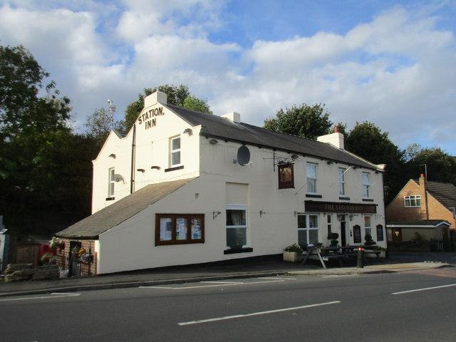 The Station Inn, Silkstone Common