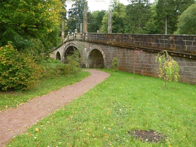 Adam Bridge, Dumfries House Estate