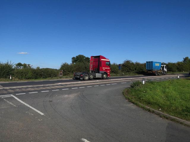 Blind Lane meets A47