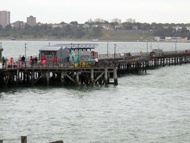 Southend Pier Terminal Station