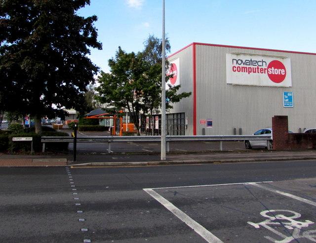 Novatech Computer Store, Cardiff