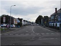 ST1775 : Virgil Street, Cardiff by Jaggery