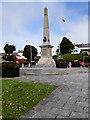 H2344 : Enniskillen Boer War Memorial by David Dixon